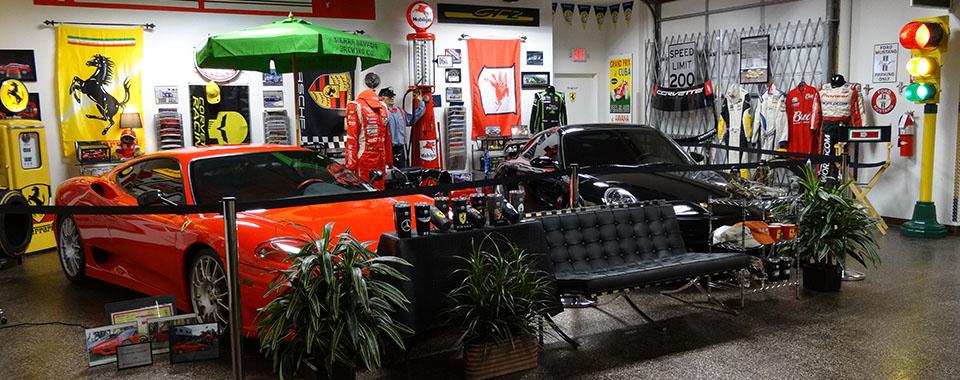 The Vault Fine Automotive Preservation And Storage